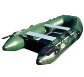 Meerval Rubberboot