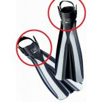 Mac Fishing Fin-Strap excl. Clips 1st.