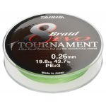 Daiwa Tournament 8 Braid Evo 100M