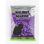 Bait Tech Halibut Marine Pre-Drilled Pellets 900Gr