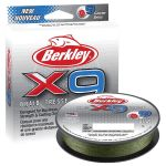 Berkley X9 Braid Low Vis Green Bulk